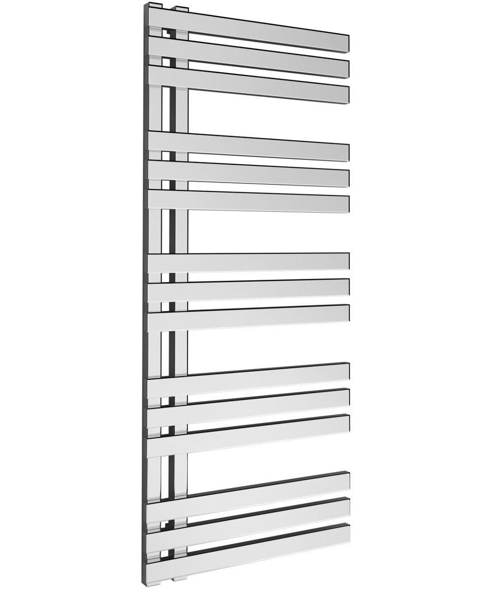 5060235348983 Kudox Tevas Towel Rail 500mm x 1200mm Chrome IH