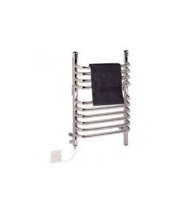 350W Chrome Ladder Towel Rail BR350C 2