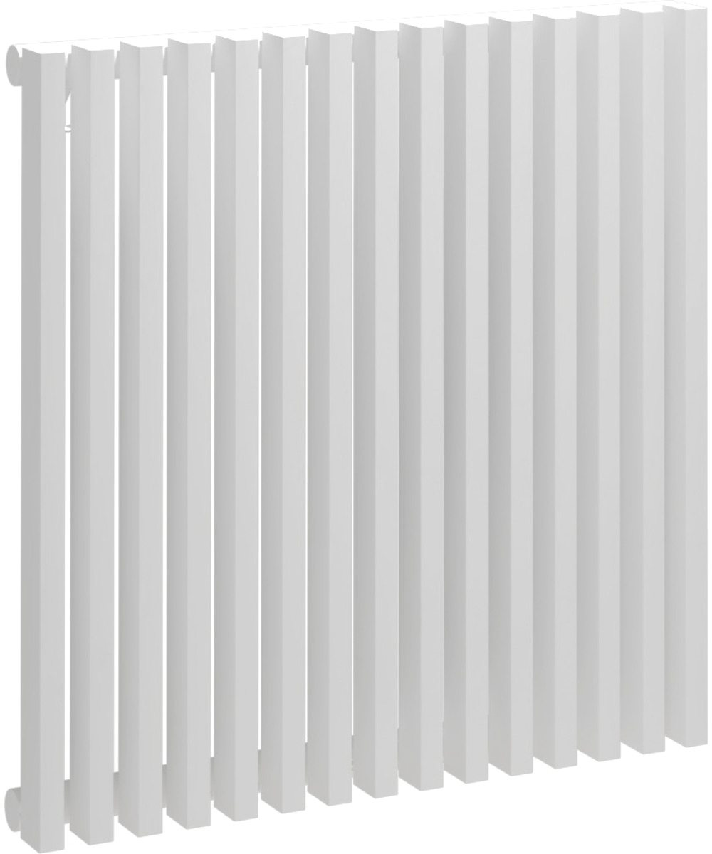 5060235341861 Kudox Xylo Radiator 600mm x 580mm White IH 1