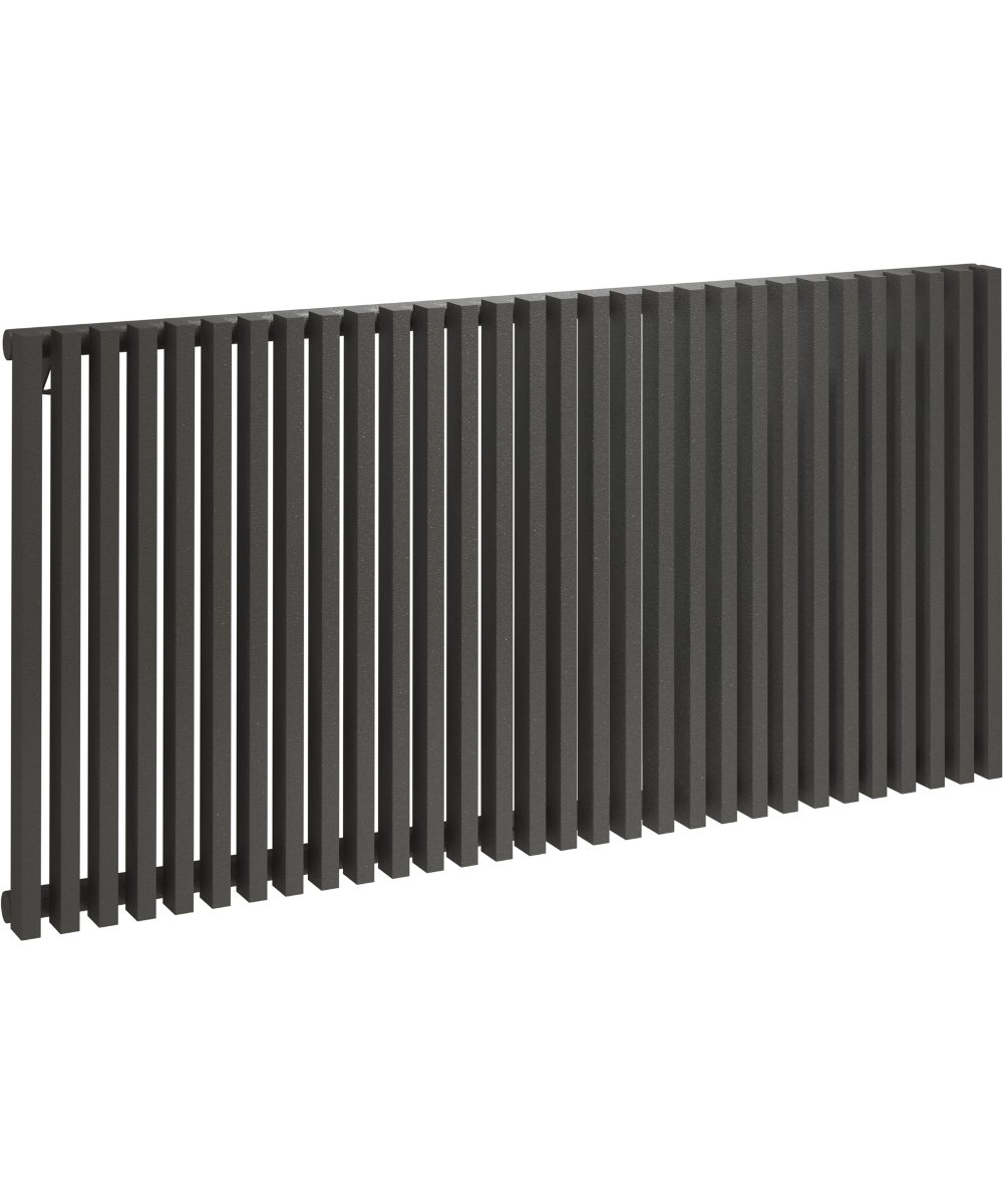 5060235341939 Kudox Xylo Radiator 600mm x 1180mm Anthracite IH 1