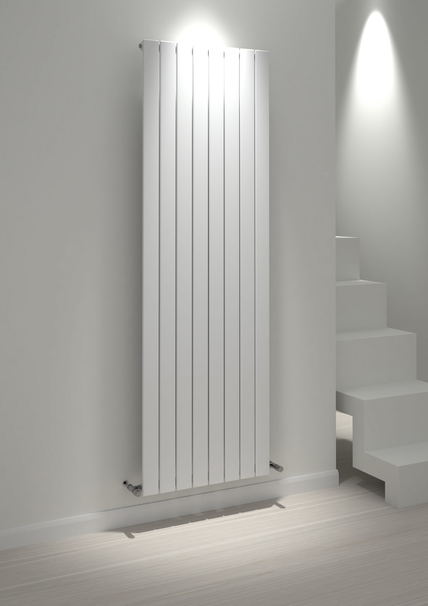 5060235345647 Kudox Tira Radiator Type 10V 1800mm x 588mm White IS
