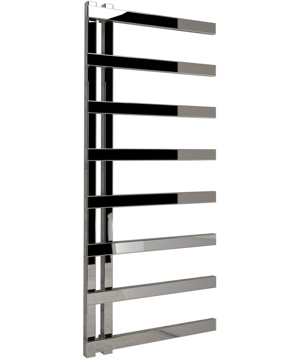 5060235348952 Kudox Astrillo Towel Rail 500mm x 1150mm Chrome IH 1