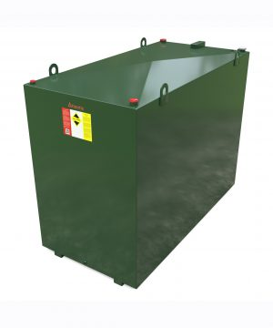 Atlantis Bunded Oil Tank Steel BUS 4500 Large
