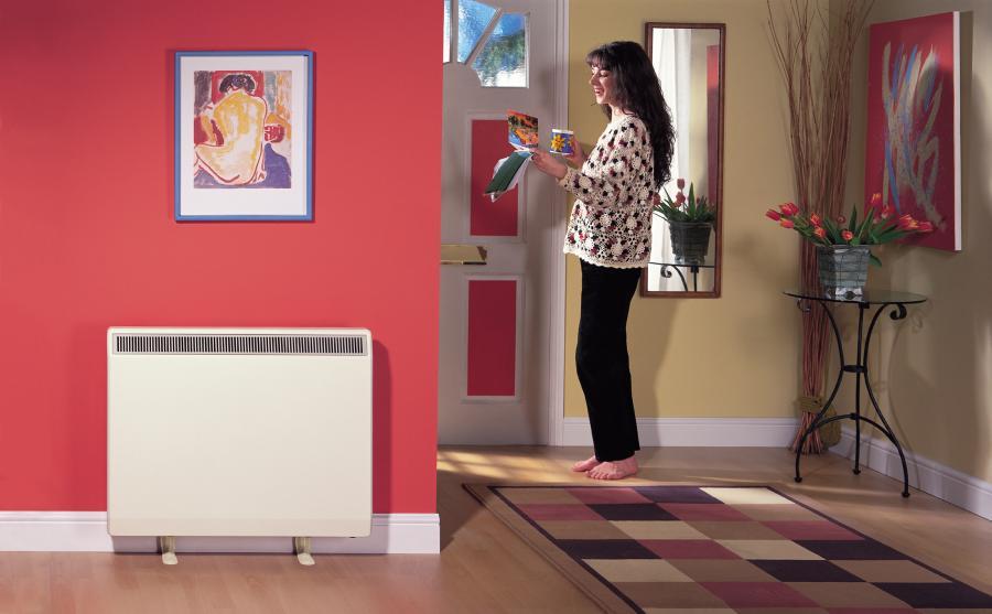 Automatic Storage Heater 0