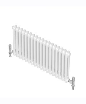 Barlo FORZA 2 Column Horizontal Steel Radiator