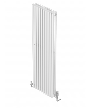 Barlo PLAZA Double Vertical Column Radiator