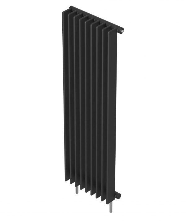 Barlo Radiator Adagio Vertical Single S70 charcoal 1