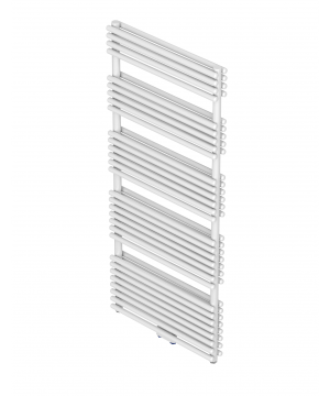 Purmo TOPAZ Double Towel Rail