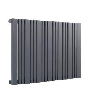Bonera White Horizontal radiator