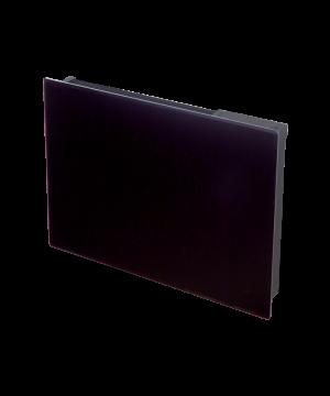 Dimplex Girona Black Glass Electric Heater
