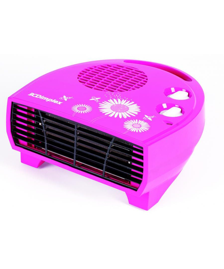 Fan Heaters DXDAI2 Flat Portable Daisy Fan Heater DXDAI2 2 0