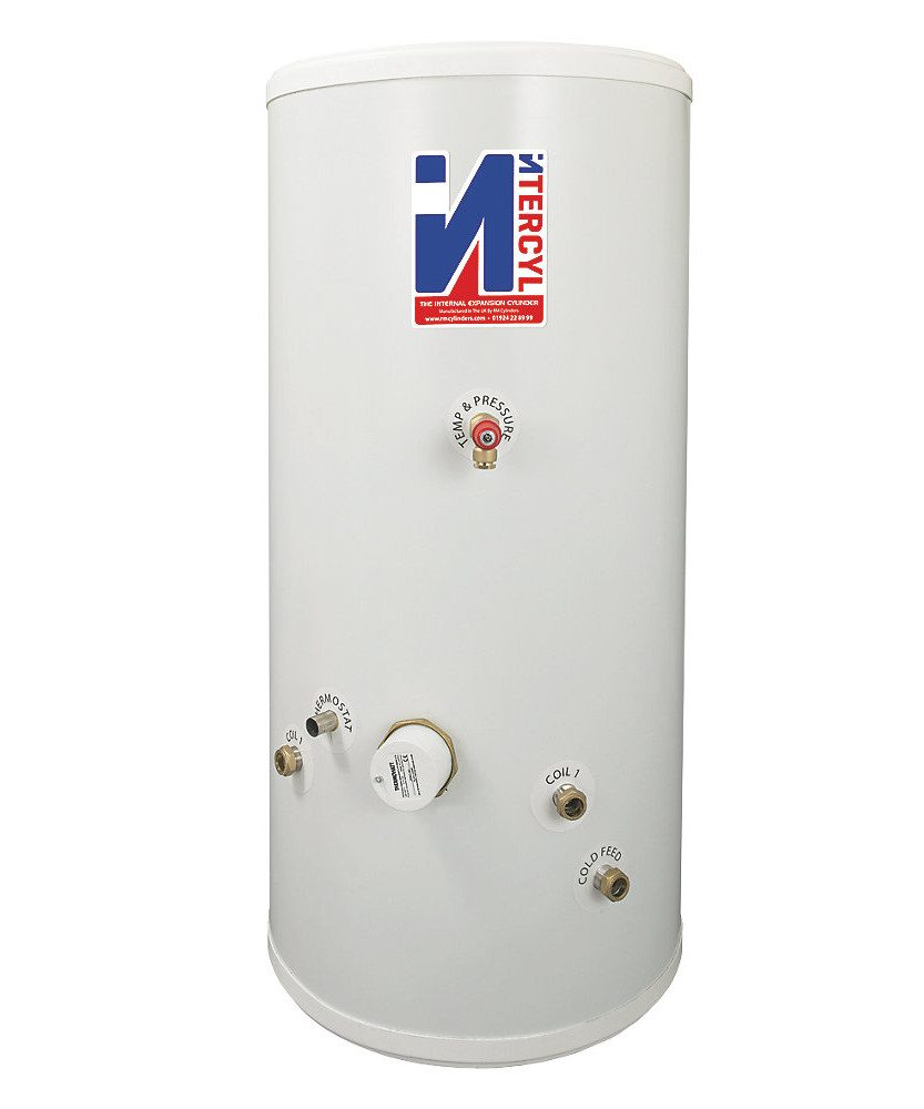 RM Intercyl Unvented Indirect Cylinder - Installers Hub Online Shop