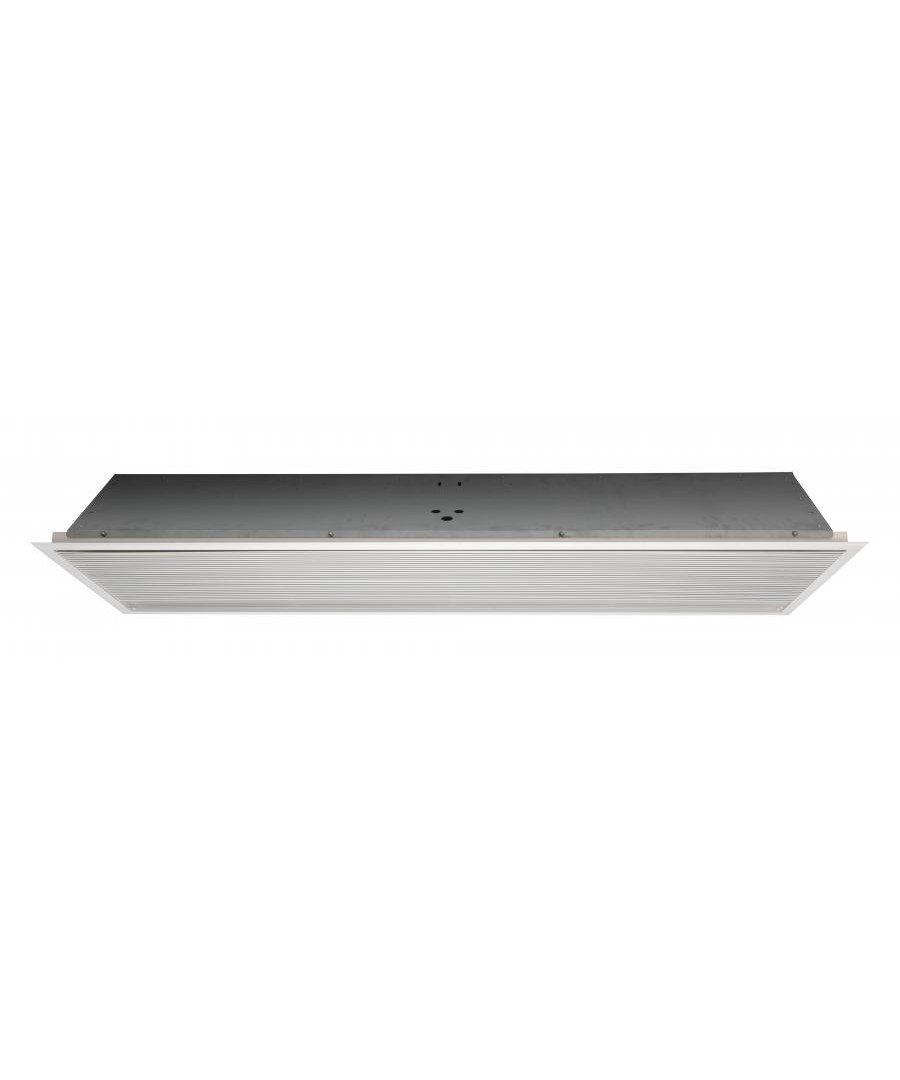 LPHW Recessed Air Curtain 0