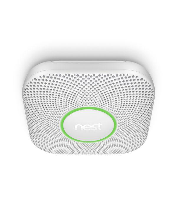 NEST NP2 White GreenRing