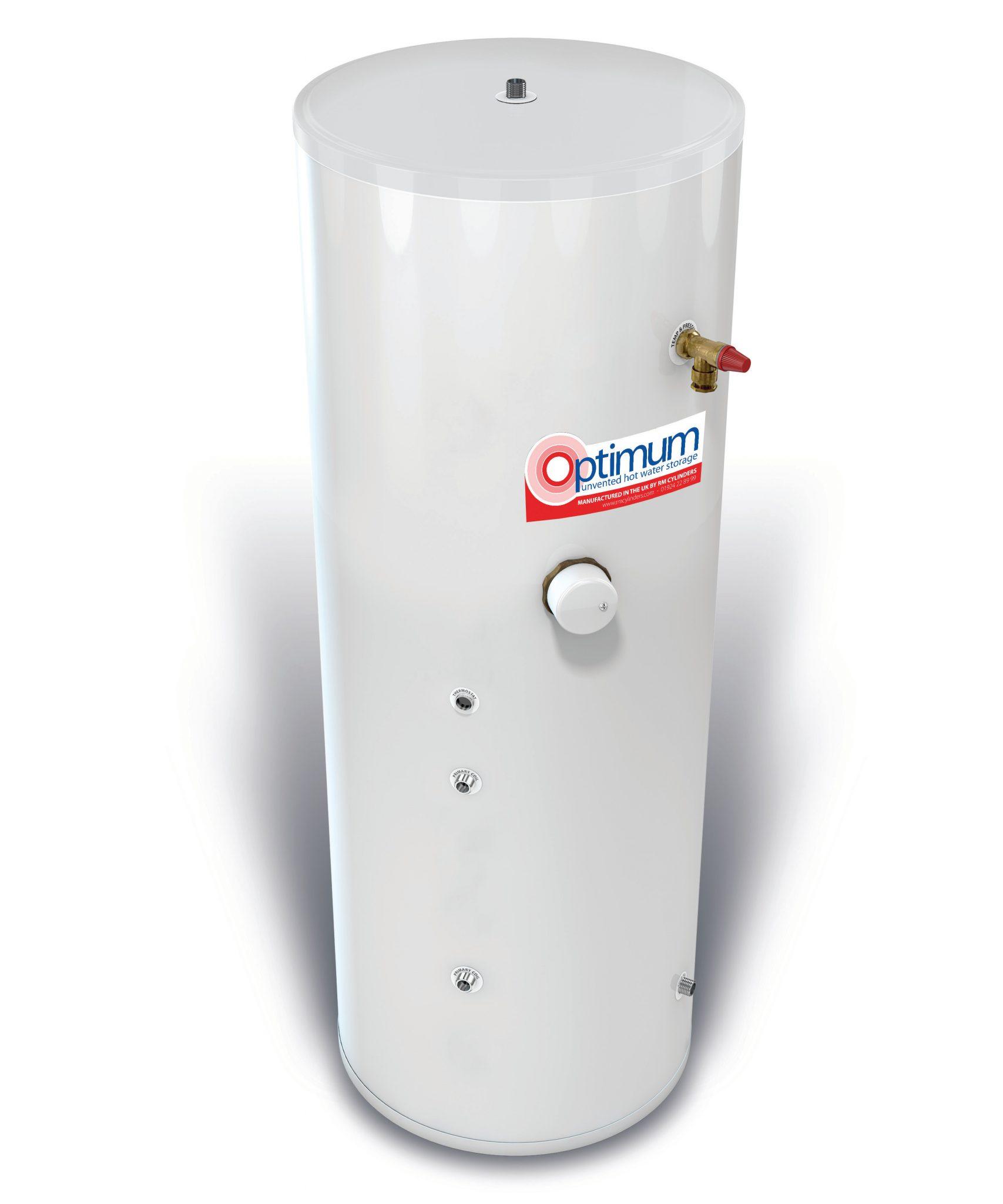 RM Optimum Unvented Indirect Cylinder - Installers Hub Online Shop