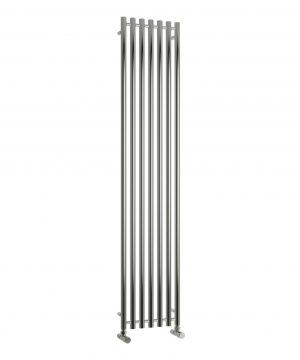 Reina BRONI Stainless Steel Vertical Designer Radiator polished