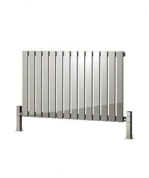 Reina CALIX Stainless Steel Horizontal Designer Radiator polished