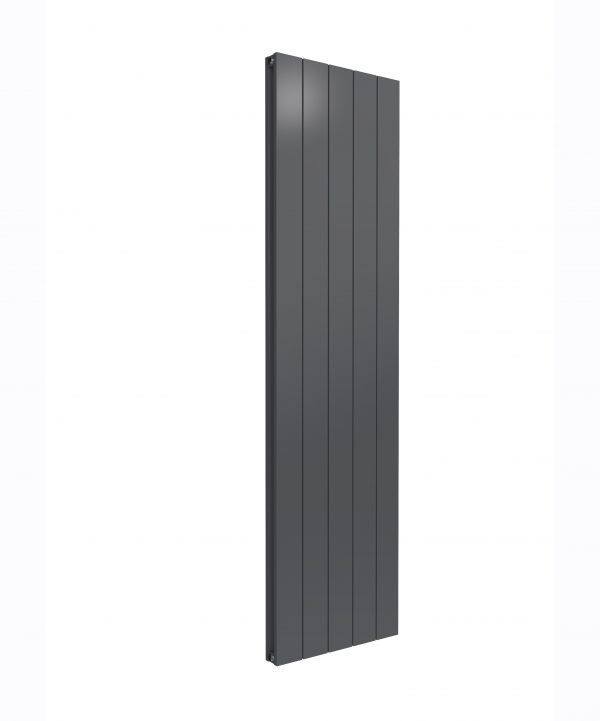 Reina CASINA Aluminium Vertical Double Designer Radiator ANTHRACITE 470