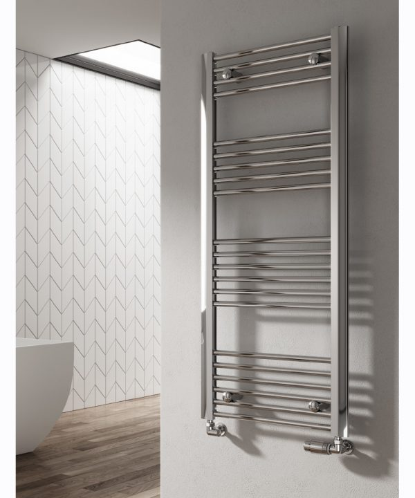 Reina DIVALE Aluminium Towel Rail Designer Radiator deco