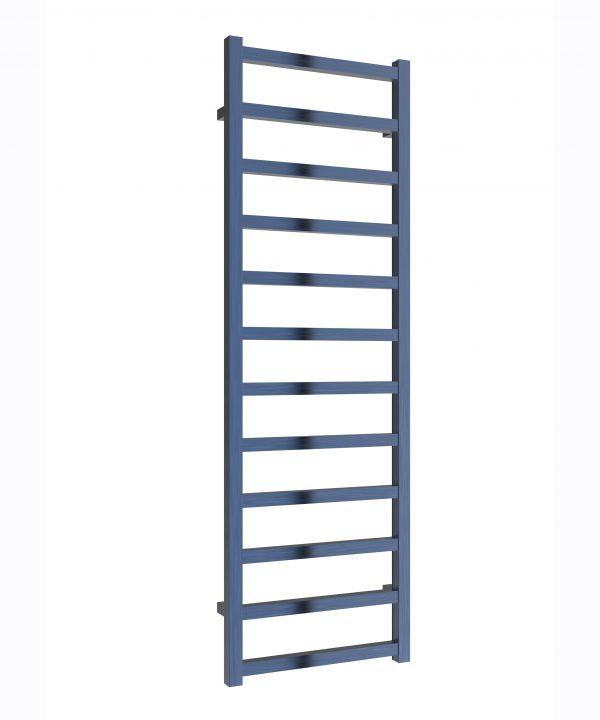 Reina FANO Aluminium Towel Rail Designer Radiator BLUE 1500