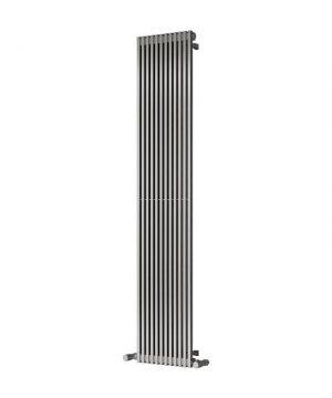 Reina ODIN Stainless Steel Vertical Designer Radiator brushed