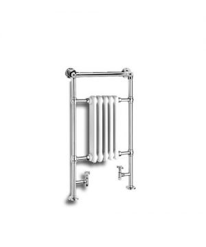 Reina OXFORD Traditional Towel Rail Designer Radiator