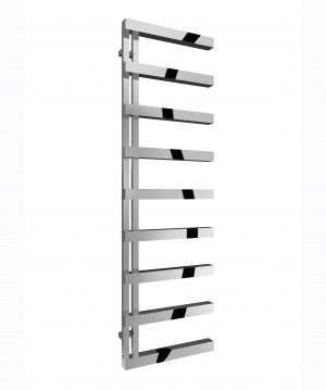 Reina PIAZZA Stainless Steel Towel Rail Designer Radiator 1670