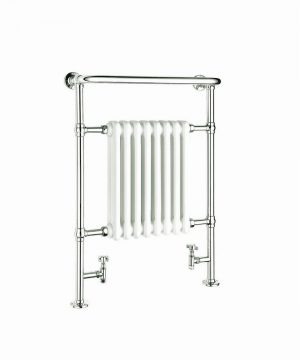 Reina VICTORIA Traditional Towel Rail Designer Radiator