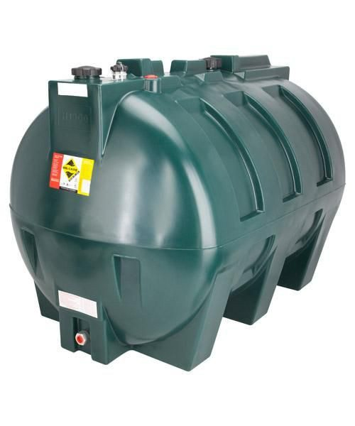SIP H2500 Atlantis Single Skin Oil Tank
