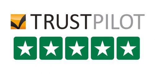 Trustpilot Logo 5stars