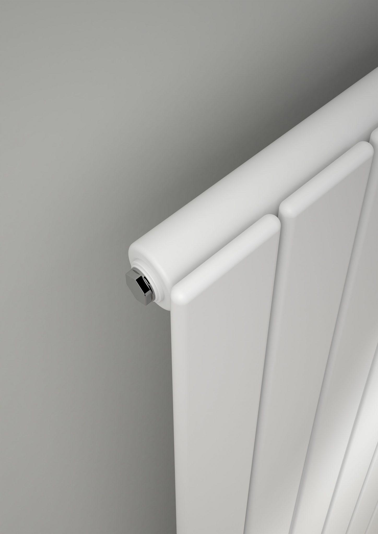 kudox tira slatted radiator vertical type 10v 1800mm x 440mm white 2 244 p 1